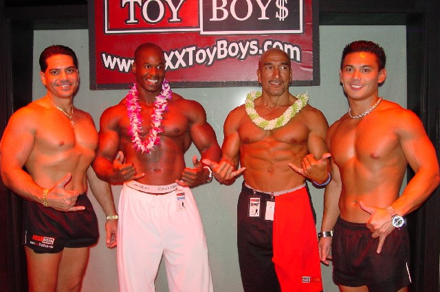 TOYBOYS ~ KAIPO ~ KEITH ~ ALLEN ~ ROD