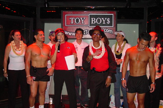 TOY BOYS STAFF ~ SEPT. 17TH 2005 ~ AUDITION